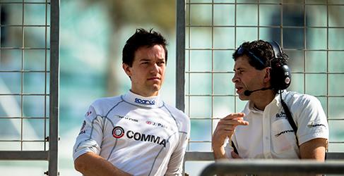 Jolyon Palmer el más rápido del primer día de test GP2
