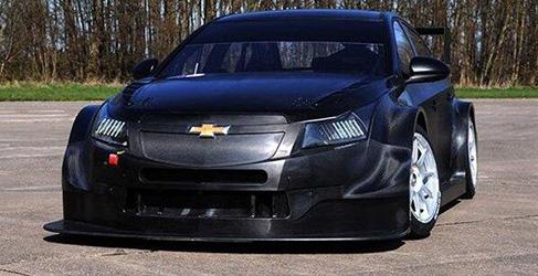 Chevrolet Cruze TC1
