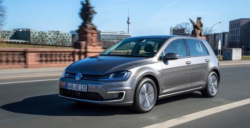 Todos los datos del nuevo Volkswagen e-Golf eléctrico