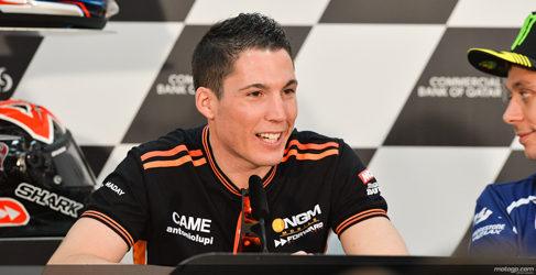 Rueda de prensa oficial del GP de Catar de MotoGP 2014