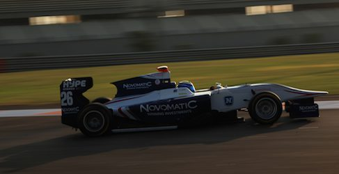 Santiago Urrutia se une a Koiranen en GP3