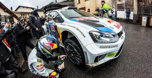 Volkswagen probará su Polo R WRC 2015 en 'nacionales'