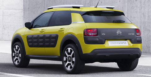Citroën le pone precio al nuevo C4 Cactus