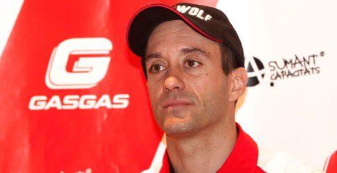 Gerard Farrés renueva con Gas-Gas para el Dakar