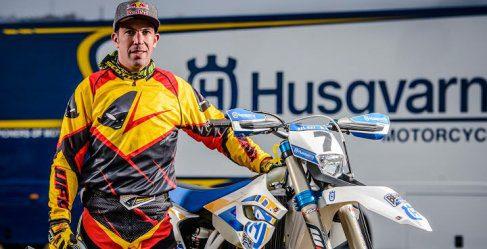 Jonathan Barragán se centrará únicamente en el Enduro