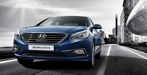 Hyundai descubre el nuevo Sonata