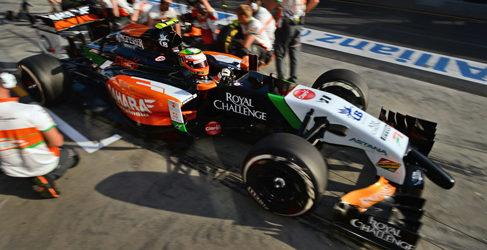 Sahara Force India también apoyará a Hilmer en GP3