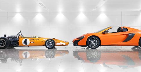 Primeros vídeos del nuevo McLaren 650S