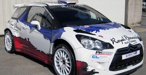 El Acrópolis Rally arranca una nueva etapa en el ERC