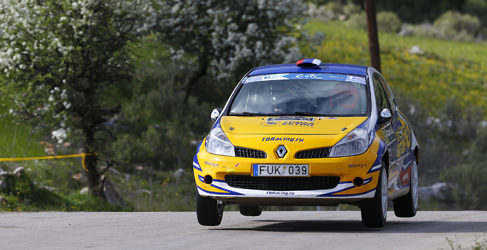 Craig Breen gana el Acrópolis Rally del ERC sin oposición