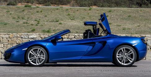 McLaren quiere alcanzar a Lamborghini en ventas