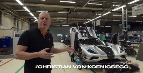Inside Koenigsegg nos acerca al motor del One:1