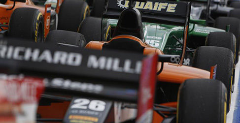 La GP2 cubre sus últimos huecos ante el inicio de 2014