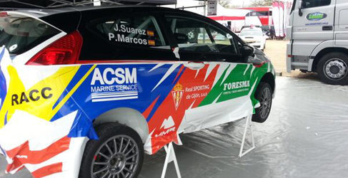 Drive DMACK Fiesta Trophy y JWRC de estreno en Portugal