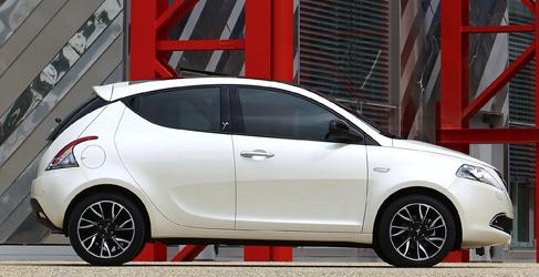 Lancia podría preparar una versión deportiva del Ypsilon