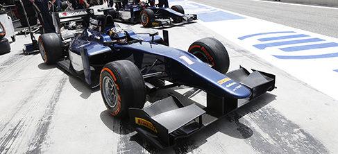 Mitch Evans encabeza la primera sesión libre de la GP2 2014