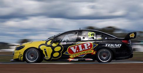 Winton 400: Coulthard anula al grupo y se lleva la pole