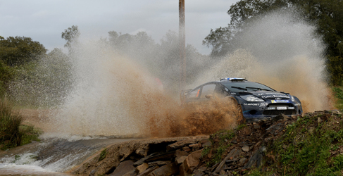Guerra promotor vs marcas en el Rally de Portugal
