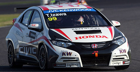 Honda Civic WTCC TC2 Nika