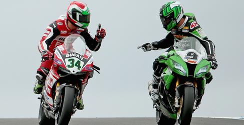 España cumple 25 años en el Mundial de Superbikes