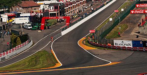 Spa Francorchamps WTCC
