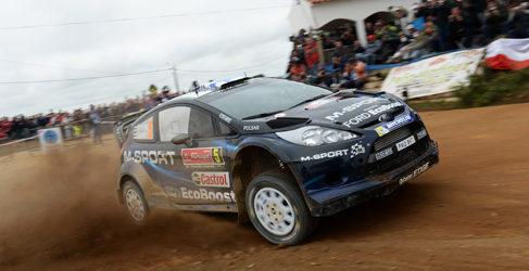 Lista de inscritos del Rally de Argentina del WRC 2014