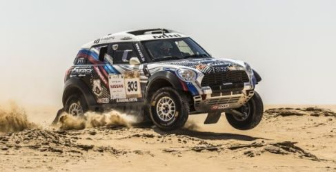 Paulo Gonçalves y Vladimir Vasilyev ganan el Abu Dhabi Desert Challenge