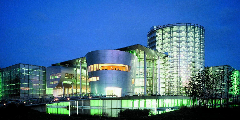 Volkswagen podr a cerrar la fabrica de cristal del phaeton - Fabricantes de cristal ...
