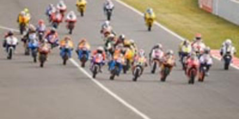 Lista provisional de pilotos de MotoGP, Moto2 y Moto3